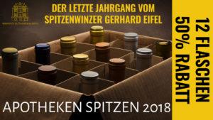 Weinpaket – 2018 Apotheken Spitzen 12er Paket